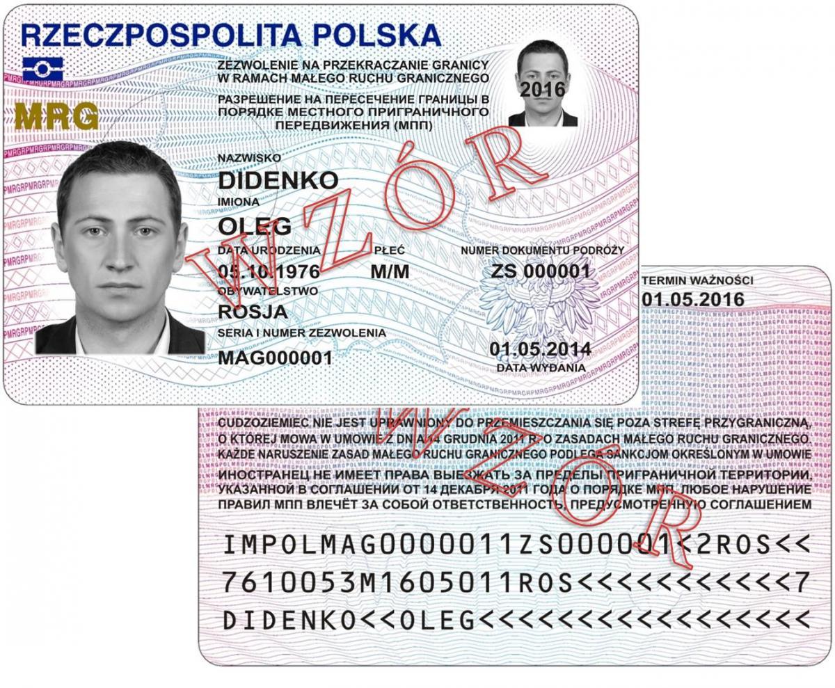 Zasady Przekraczania Granicy Cudzoziemiec W Polsce